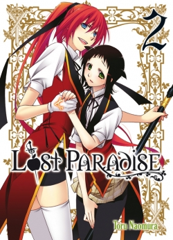 Couverture Lost Paradise, tome 2