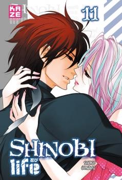 Couverture Shinobi life, tome 11