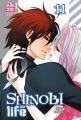 Couverture Shinobi life, tome 11 Editions Kazé (Shôjo) 2012