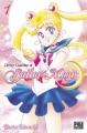 Couverture Pretty Guardian Sailor Moon, tome 01 Editions Pika 2012