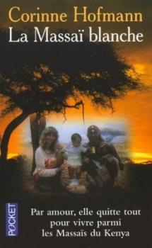 La Massaï blanche Couv54206680