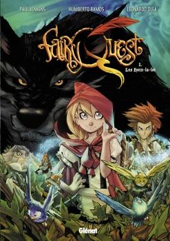 Couverture Fairy Quest, tome 1 : Les hors-la-loi