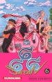 Couverture Satan 666, tome 06 Editions Kurokawa 2006