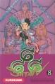 Couverture Satan 666, tome 08 Editions Kurokawa 2006