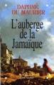 Couverture L'auberge de la Jamaïque Editions Albin Michel 1993