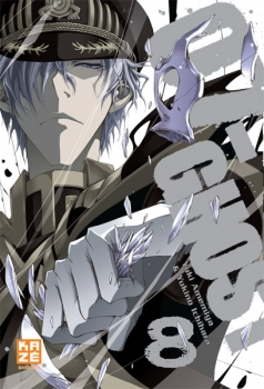 Couverture 07-ghost, tome 08