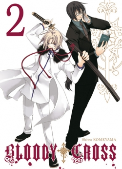 Couverture Bloody Cross, tome 02