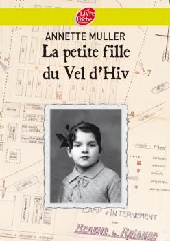 Couverture La petite fille du Vel d'Hiv