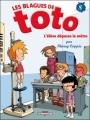 Couverture Les blagues de Toto, tome 08 : L'élève dépasse le mètre Editions Delcourt 2010