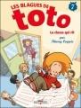 Couverture Les blagues de Toto, tome 07 : La classe qui rit Editions Delcourt 2008