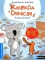 Couverture Kikekoa et Ornicar : A quoi on joue ? Editions Nathan (Premières lectures) 2012