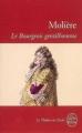 Couverture Le bourgeois gentilhomme Editions Le Livre de Poche (Le théâtre de poche) 2010