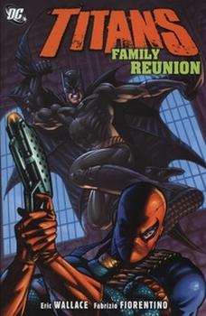 Couverture Titans, book 5 : Family Reunion