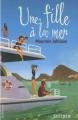Couverture Une fille à la mer Editions Gallimard  (Scripto) 2012