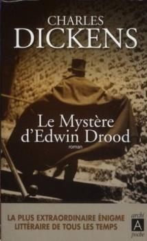 Couverture Le Mystère d'Edwin Drood