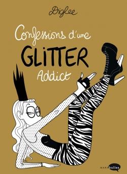 Couverture Confessions d'une Glitter Addict