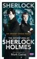 Couverture Sherlock Holme, tome 3 : Les aventures de Sherlock Holmes Editions BBC Books 2011