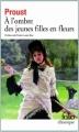 Couverture À l'ombre des jeunes filles en fleurs Editions Folio  (Classique) 1988