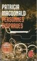 Couverture Personnes disparues Editions Le Livre de Poche (Thriller) 2010