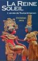 Couverture La reine soleil Editions France Loisirs 1989