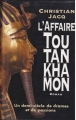 Couverture L'Affaire Toutankhamon Editions France Loisirs 1993
