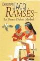 Couverture Ramsès, tome 4 : La dame d'Abou Simbel Editions France Loisirs 1997