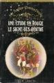 Couverture Une étude en rouge, Le signe des quatre / Une étude en rouge suivi de Le signe des quatre Editions Robert Laffont 1975