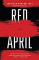 Couverture Avril rouge Editions Atlantic Books 2011