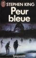 Couverture Peur bleue Editions J'ai Lu 1992
