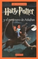 Couverture Harry Potter, tome 3 : Harry Potter et le prisonnier d'Azkaban Editions Salamandra 2004