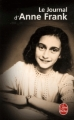 Couverture Le journal d'Anne Frank Editions Le Livre de Poche 2009