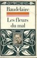 Couverture Les fleurs du mal / Les fleurs du mal et autres poèmes Editions Le livre de poche 1974