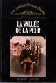 Couverture La vallée de la peur Editions Robert Laffont 1975