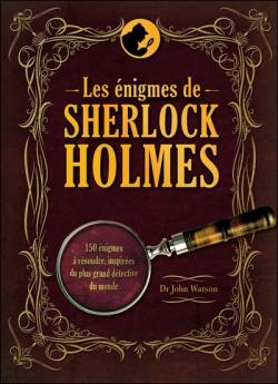 Couverture Les énigmes de Sherlock Holmes