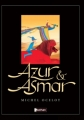 Couverture Azur & Asmar Editions Nathan 2006