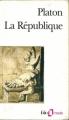 Couverture La république Editions Folio  (Essais) 1994
