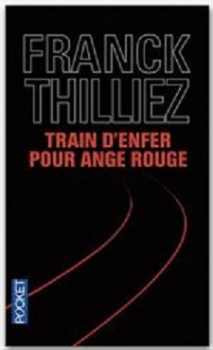 Couverture Train d'enfer pour ange rouge