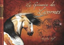 Couverture Le Grimoire des Licornes