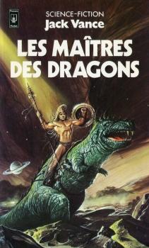 Couverture Les Maîtres des Dragons