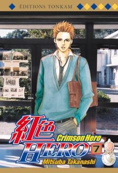 Couverture Crimson Hero, tome 07