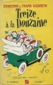 Couverture Treize à la douzaine Editions de Flore (Pschitt) 1951