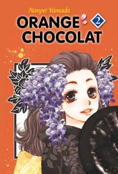 Couverture Orange Chocolat, tome 02