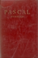 Couverture Pensées Editions Hachette (Collection du flambeau) 1958