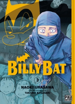 Couverture Billy Bat, tome 03