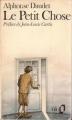 Couverture Histoire d'un enfant / Le petit Chose : Histoire d'un enfant / Le petit Chose Editions Folio  1980