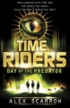 Couverture Time riders, tome 2 : Le jour du prédateur Editions Puffin Books 2010