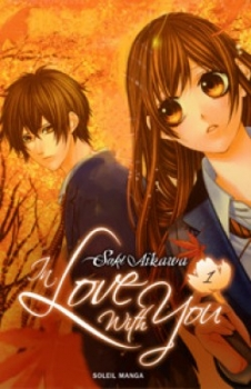 Couverture In love with you, tome 1