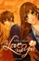 Couverture In love with you, tome 1 Editions Soleil (Shôjo) 2012