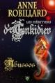 Couverture Les héritiers d'Enkidiev, tome 05 : Abussos Editions Wellan Inc. 2012