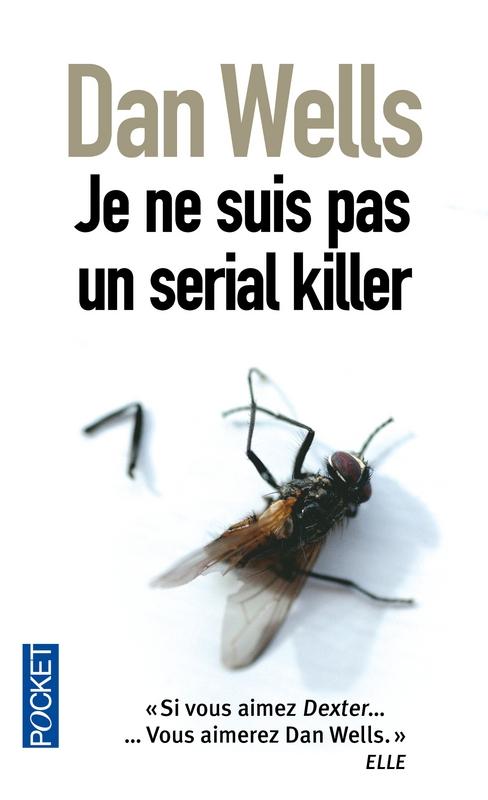 Couverture John Cleaver, tome 1 : Je ne suis pas un serial killer